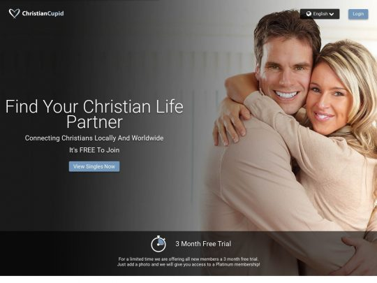 ChristianCupid Dating Site
