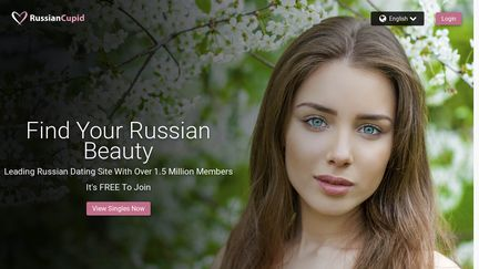 RussianCupid Registration