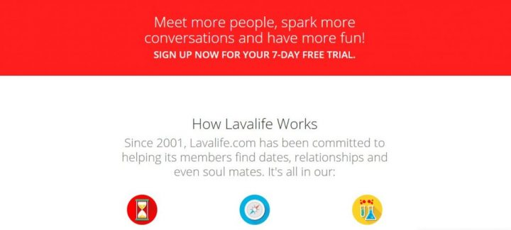 LavaLife Dating