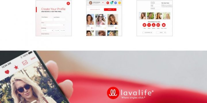 LavaLife Dating Site