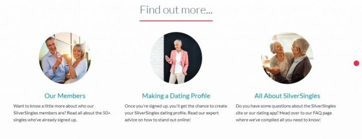SilveSingles dating