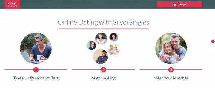 SilveSingles dating site