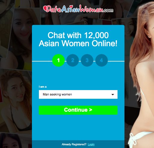 registration DateAsianWoman