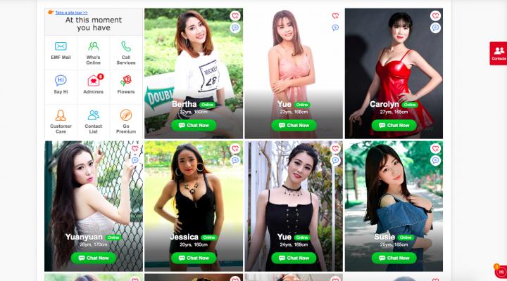 women profiles FindAsianBeauty